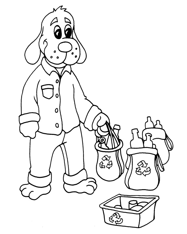 dirty coloring pages - photo#22